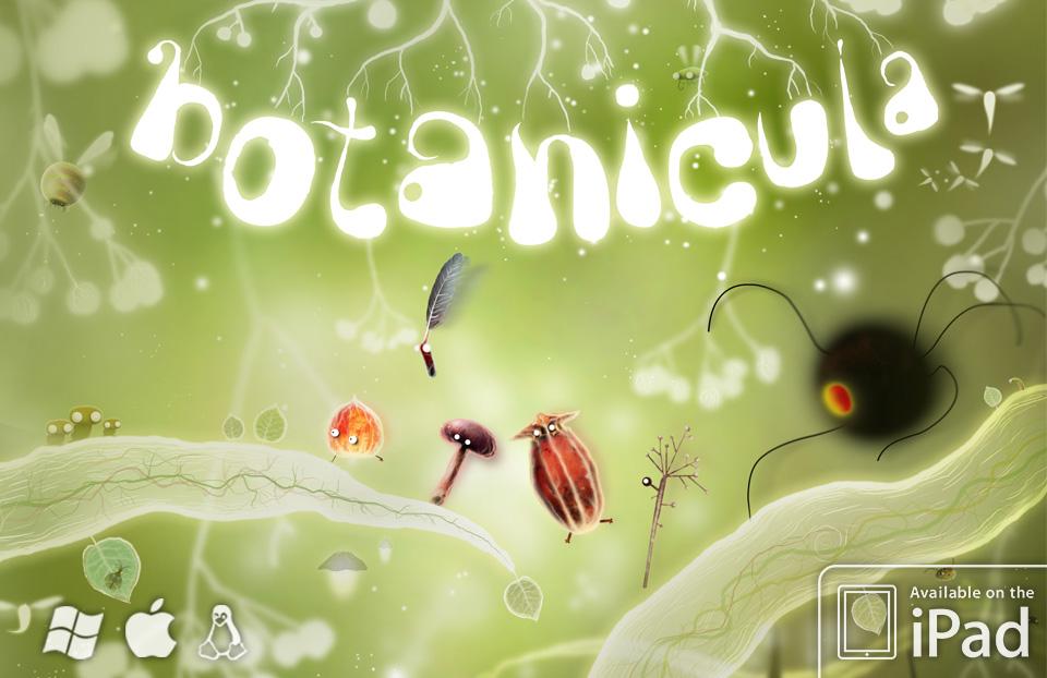 Скачать игру botanicula